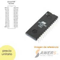 AT27C256R Memoria EPROM 256Kb 70ns DIP-28