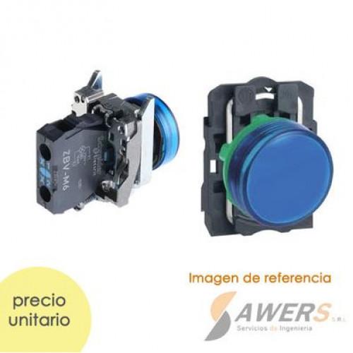 ZBV-M6 Luz led Piloto de tablero 22mm 220VAC